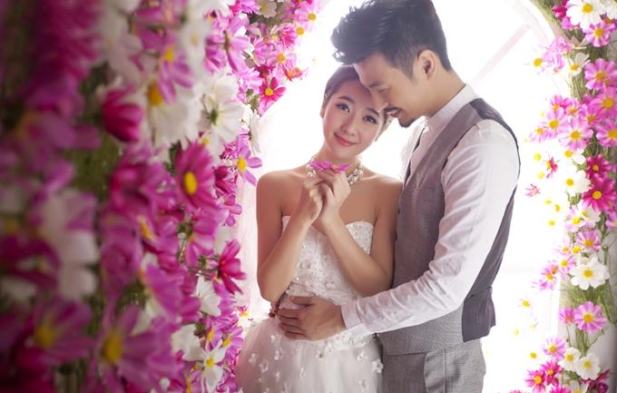 藏爱摄影3999元婚纱照