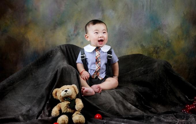 补丁熊298元儿童照