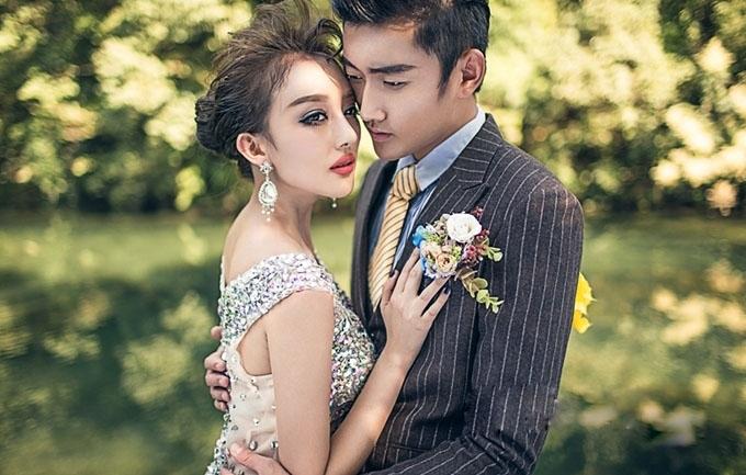魔玛5999元婚纱照