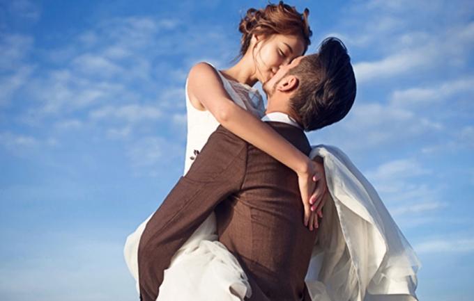 幸福时光4999元婚纱照