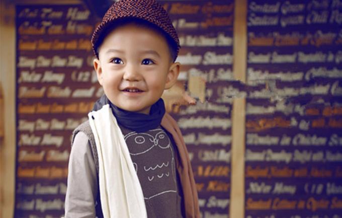 幸福时光299元儿童照