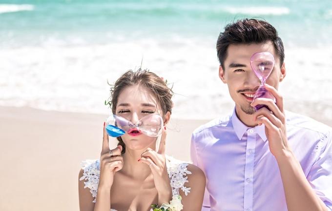 爱尚视觉3699元婚纱照