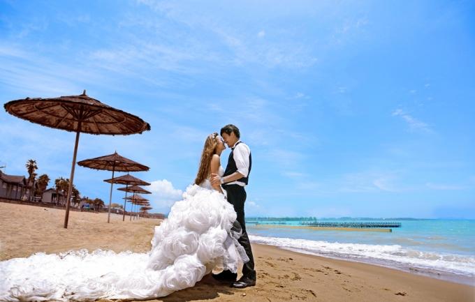 玛雅3999元婚纱照