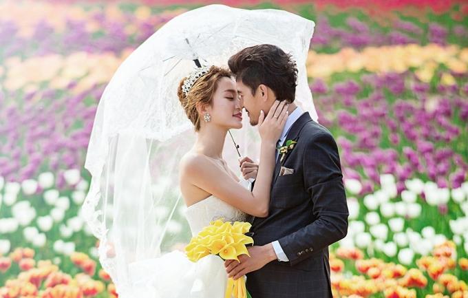 蒙娜丽莎3699元婚纱照