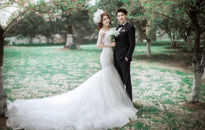 潘多拉3399元婚纱照