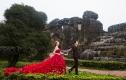 索菲亚3999元婚纱照