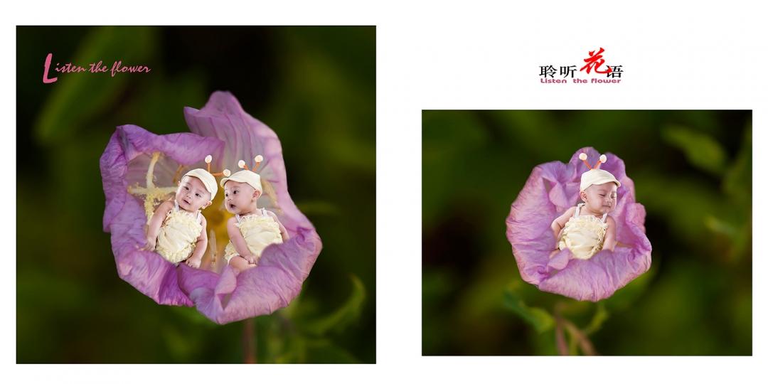 提供2组造型+无底12寸放大精美艺术照片2张   服务升级:   如需拍摄