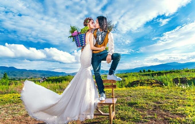时光印记6999元婚纱照