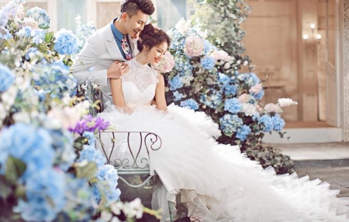 爱尚巴黎2999元婚纱摄影