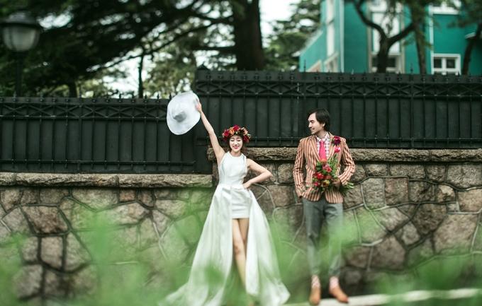 乐度摄社3980元婚纱照
