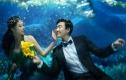 台北制造4888元特色水下拍摄套系