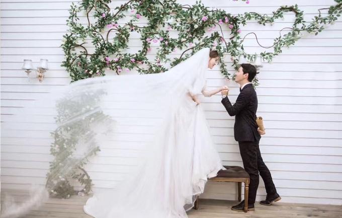 致青春5088元婚纱摄影