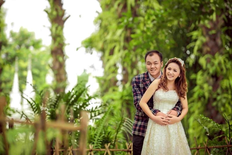 西双版纳薇薇新娘婚纱影楼客户的样片 西双版纳薇薇新娘婚纱影楼样片